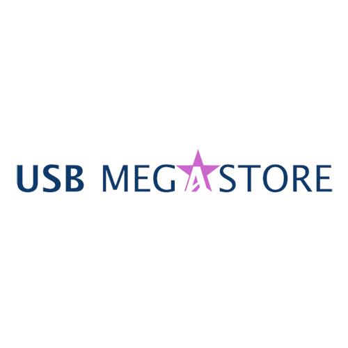Clé USB plate